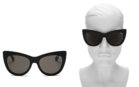 Quay Steal A Kiss Sunglasses, 55mm - Bloomingdale's_2