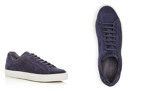 To Boot New York Men's Hendrick Perforated Suede Lace Up Sneakers - Bloomingdale's_2
