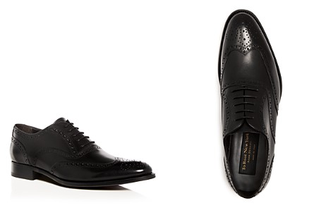 To Boot New York Men's Milton Leather Brogue Wingtip Oxfords - Bloomingdale's_2