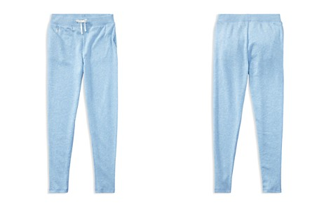 Polo Ralph Lauren Girls' Slim-Fit Terry Sweatpants - Little Kid - Bloomingdale's_2