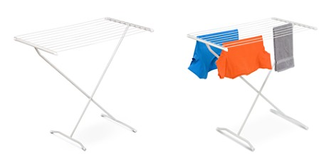 Honey Can Do Metal Folding Drying Rack, X-Frame Design - Bloomingdale's Registry_2