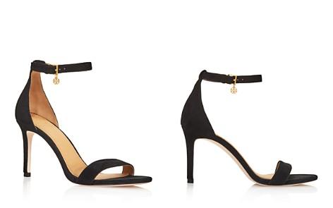 Tory Burch Women's Ellie Suede Ankle Strap High-Heel Sandals - Bloomingdale's_2