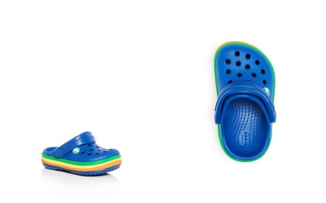 Crocs Unisex Rainbow Band Clogs - Toddler, Little Kid, Big Kid - Bloomingdale's_2