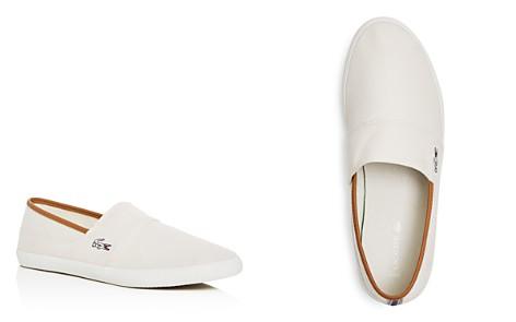 Lacoste Men's Marice Slip-On Sneakers - Bloomingdale's_2