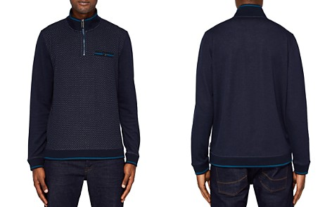 Ted Baker Hownd Half Zip Sweater - Bloomingdale's_2