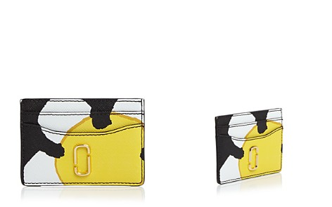 MARC JACOBS Leather Card Case - Bloomingdale's_2