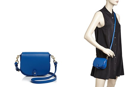 Celine Lefebure Camille Mini Leather Saddle Bag - 100% Exclusive - Bloomingdale's_2