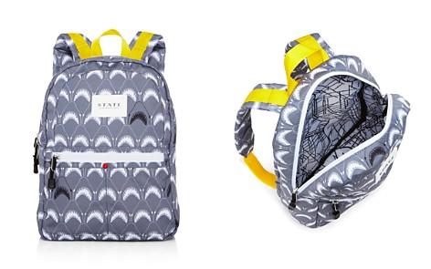 STATE Boys' Mini Kane Shark Backpack - Bloomingdale's_2