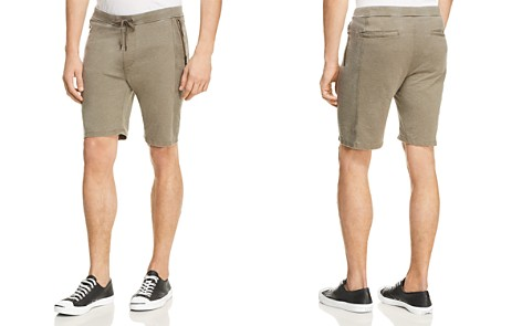 John Varvatos Star USA Burnout Sweatshorts - 100% Exclusive - Bloomingdale's_2