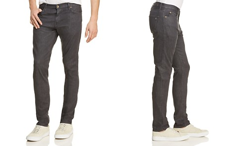 Double Eleven Slim Fit Jeans in Charcoal - Bloomingdale's_2