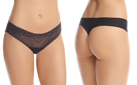 Commando Perfect Lace Thong - Bloomingdale's_2