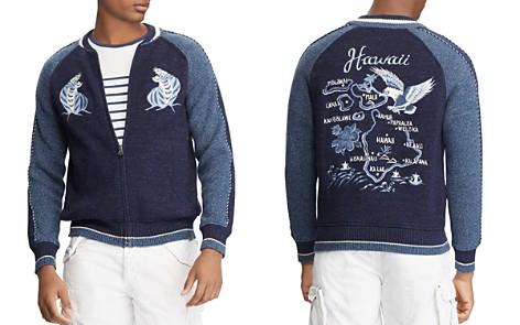 Polo Ralph Lauren Souvenir Full-Zip Baseball Sweater - Bloomingdale's_2