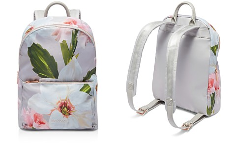 Ted Baker Osmoni Chatsworth Bloom-Print Nylon Backpack - Bloomingdale's_2
