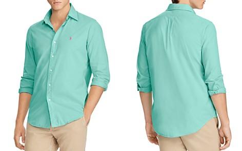 Polo Ralph Lauren Slim Fit Twill Sport Shirt - Bloomingdale's_2