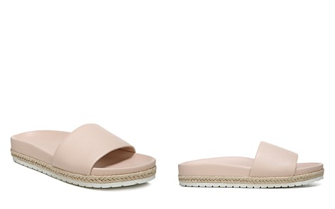 Vince Women's Aurelia Leather Pool Slide Sandals - Bloomingdale's_2