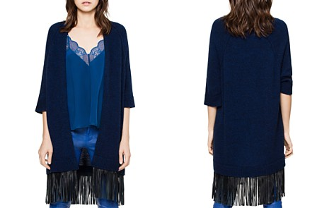 Zadig & Voltaire Paloma Cashmere Cardigan - Bloomingdale's_2