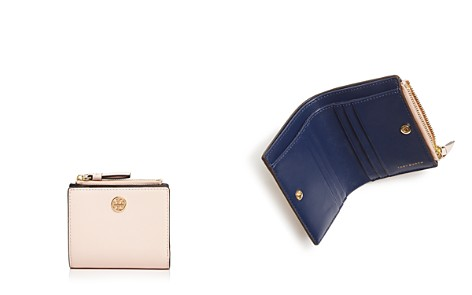 Tory Burch Robinson Mini Leather Wallet - Bloomingdale's_2