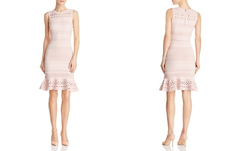 MILLY Knit-Lace Mermaid Dress - Bloomingdale's_2