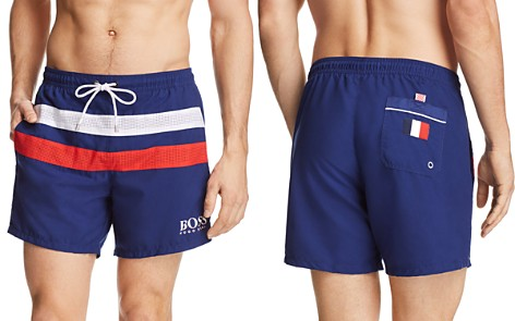 BOSS Green World Cup USA Swim Trunks - Bloomingdale's_2