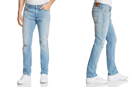 Calvin Klein Slim Fit Jeans in Roxy Blue - Bloomingdale's_2
