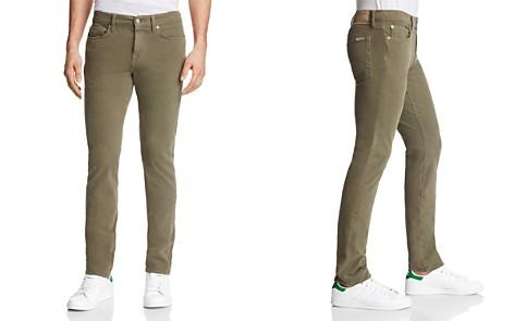 Joe's Jeans Kinetic Bi-Stretch Slim Fit Twill Pants - Bloomingdale's_2