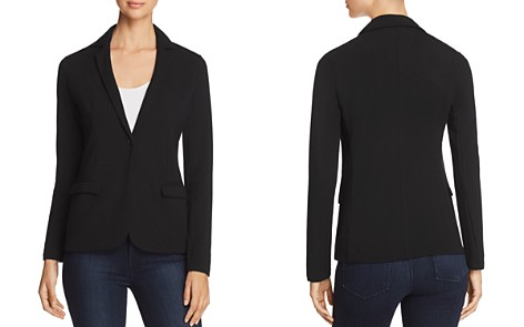 Majestic Filatures One-Button Knit Blazer - Bloomingdale's_2