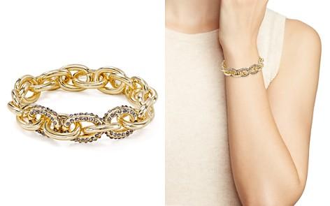 AQUA Pavé Link Stretch Bracelet - 100% Exclusive - Bloomingdale's_2
