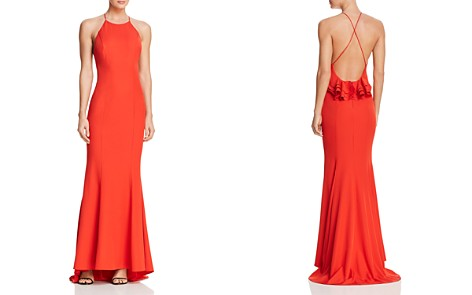 Jarlo Zoe Mermaid Gown - 100% Exclusive - Bloomingdale's_2