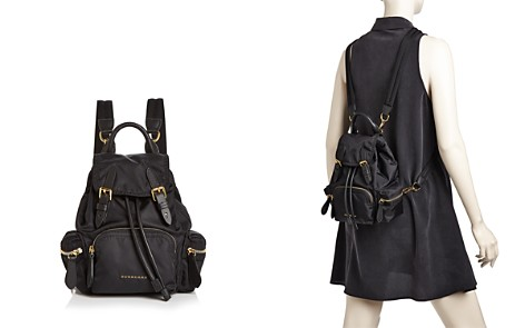 Burberry Small Quilted Nylon Rucksack - Bloomingdale's_2