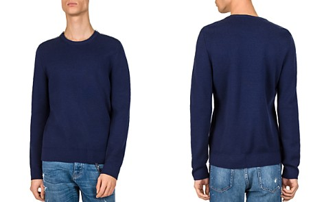 The Kooples Zip-Shoulder Sweater - Bloomingdale's_2