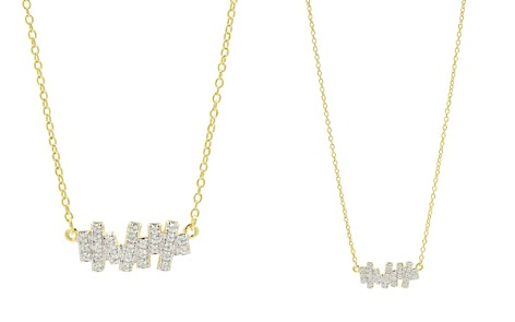 "Freida Rothman Radiance Bar Pendant Necklace, 16"" - Bloomingdale's_2"