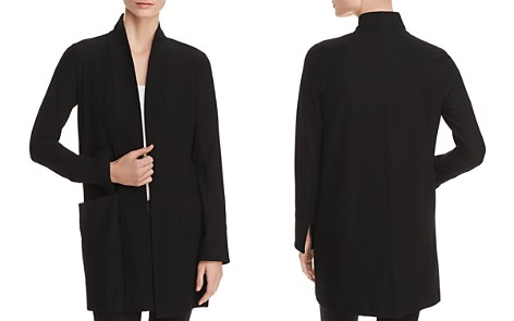 Eileen Fisher Relaxed Open-Front Jacket - Bloomingdale's_2
