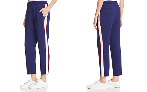 Whistles Side-Stripe Jogger Pants - 100% Exclusive - Bloomingdale's_2