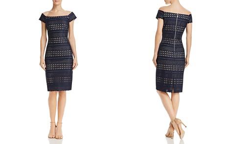 Eliza J Off-the-Shoulder Dress - Bloomingdale's_2