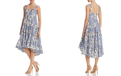 Do and Be Tiered Floral Print Dress - Bloomingdale's_2