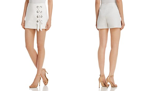 Do and Be Lace-Up Skort - Bloomingdale's_2