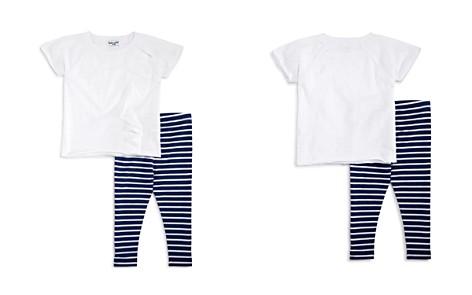 Splendid Girls' Ruffled Tee & Striped Leggings Set - Baby - Bloomingdale's_2