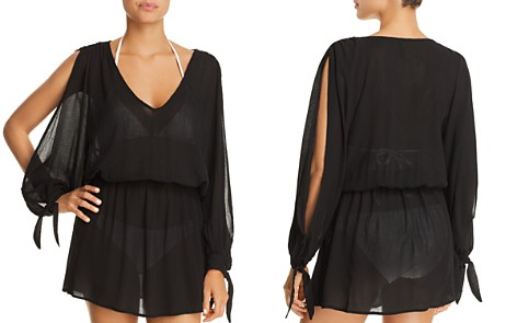 Soluna Solid Dress Swim Cover-Up - Bloomingdale's_2