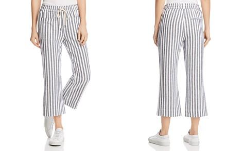 Splendid Striped Cropped Pants - Bloomingdale's_2