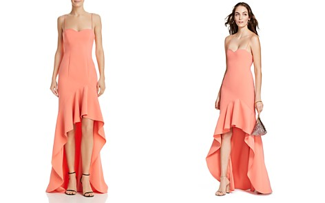 High Low Evening Dresses Bloomingdales