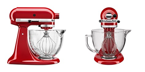 KitchenAid 5-Quart Tilt Head Stand Mixer with Glass Bowl & Flex Edge Beater Model #KSM105GBC - Bloomingdale's_2