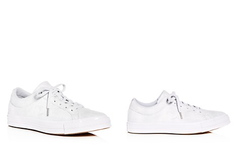 Converse Women's One Star Suede Lace Up Sneakers - Bloomingdale's_2
