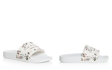 rag & bone Women's Floral Print Pool Side Sandals - Bloomingdale's_2