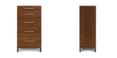 Bloomingdale's Artisan Collection Bromley 5-Drawer Narrow Dresser - 100% Exclusive _2