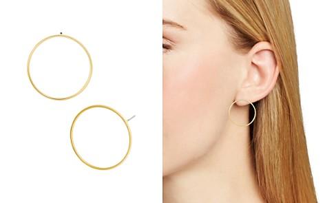 BAUBLEBAR Sole Everyday Fine Hoop Earrings - Bloomingdale's_2