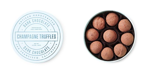 Lolli & Pops Dark Chocolate Champagne Truffles, Medium - Bloomingdale's_2