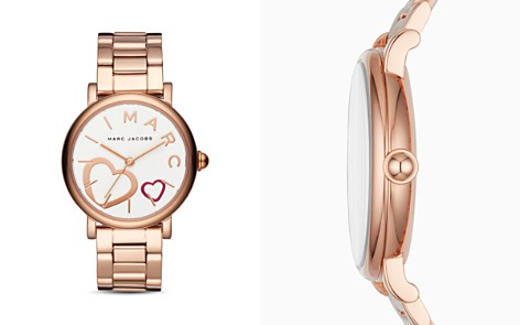 MARC JACOBS Classic Watch, 37mm - Bloomingdale's_2