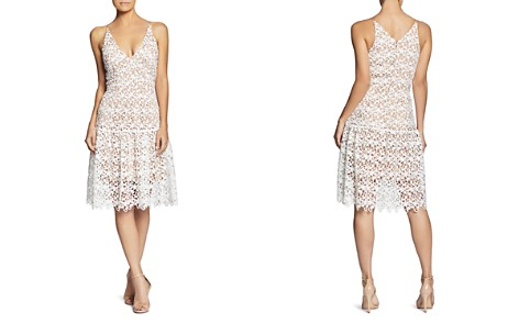 Dress the Population Lily Lace Dress - Bloomingdale's_2