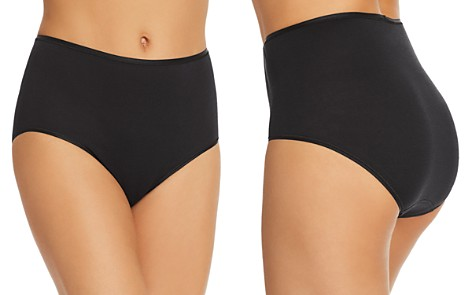 Hanro Cotton Seamless Full Briefs - Bloomingdale's_2