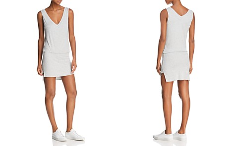 Olivaceous Skirt-Overlay Rib-Knit Romper - Bloomingdale's_2